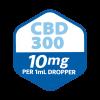 Strainz CBD300 Dosing
