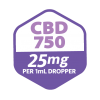 Strainz ISO Spectrum CBD750 Dosing