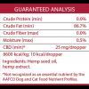 Pet CBD Supplement Fact 2