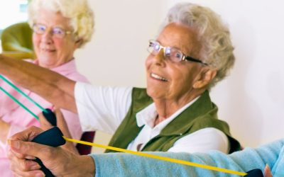 Seniors Improving Exercise and Quality of Life With CBD Oil