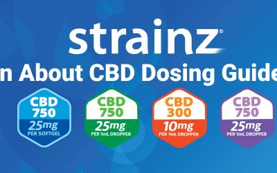 Finding The Right Dose of Strainz CBD Oil